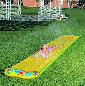 PROMOTIONAL GIFTS-WATER SLIDE