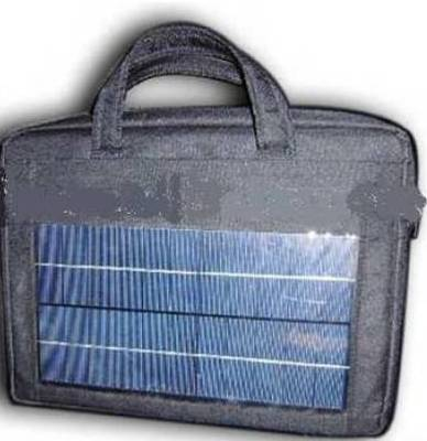 epixeirisiaka dora-solar laptop bag with charger