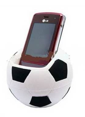 epixeirisiako doro-football shaped phone holder