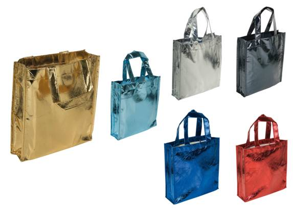 PROMOTIONAL GIFT-SHOPPING BAG