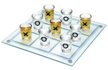 DRINKING GAMES-BUSINESS GIFTS