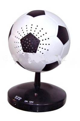 epaggelmatiko doro-FOOTBALL SHAPE MINI SPEAKER