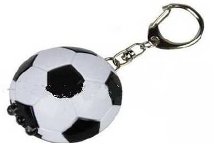 EPAGGELMATIKO DORO-FOOTBALL SHAPED KEY CHAIN