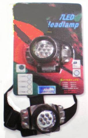 PROMOTIONAL GIFTS-HEAD TORCH