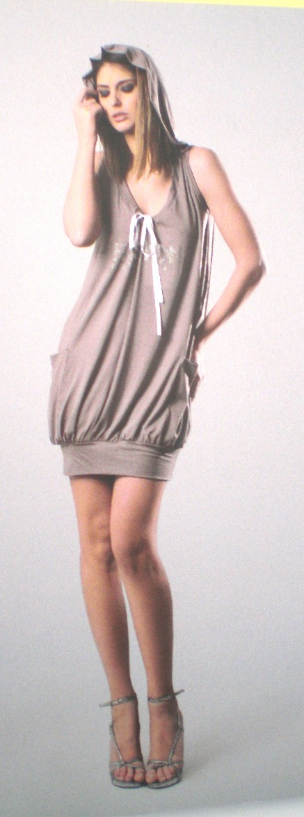 dress with hood- promotional gifts