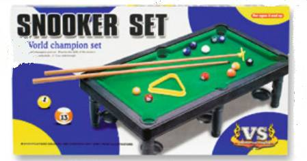 SNOOKER SET- BUSINESS GIFT