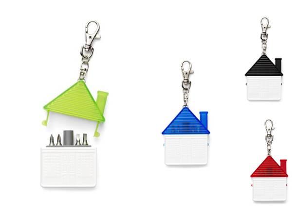 9ea0cdb1e16c Διαφημιστικά Δώρα Μπρελόκ σπίτι
