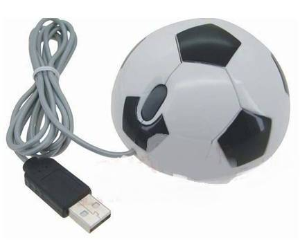 epixeirisiako doro-FOOTBALL SHAPED MOUSE