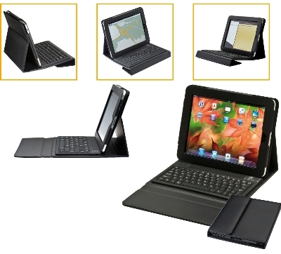 epixeirisiaka dora-Case for tablet PCs with keyboard